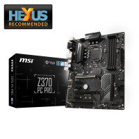MSI Z370 PC PRO 8th Gen LGA 1151 DDR4 ATX Motherboard