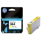 HP 364 Yellow Ink Cartridge - CB320EE