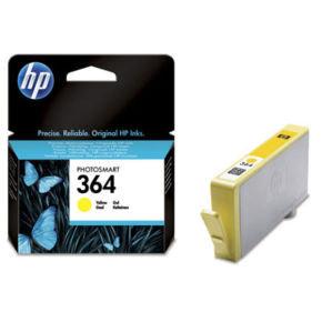 HP 364 Yellow Ink Cartridge - CB320EE