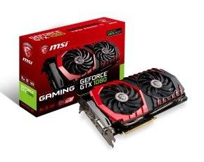 MSI GeForce GTX 1080 GAMING 8GB GDDR5 Graphics Card