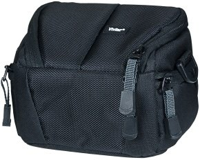 VIVITAR VIV-DKS-6 Black Bridge Camera Camcorder Case Bag