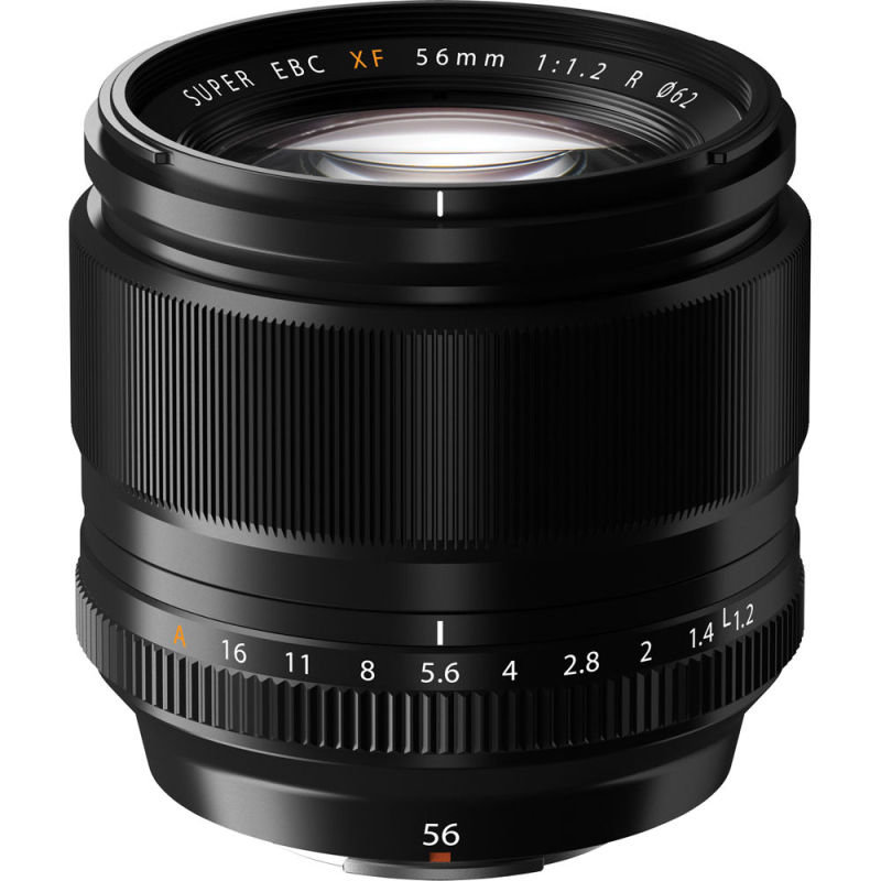 Fujifilm XF-56mm f1.2 Lens