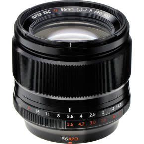 Fujifilm XF-56mm f/1.2 APD Lens