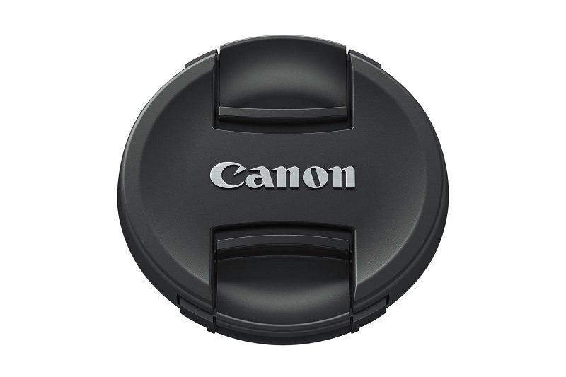Canon E-77II LCE77 Lens Cap for EF USM Lenses