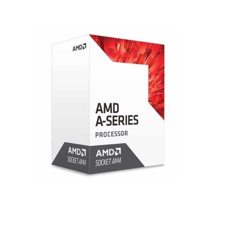 AMD 7th Gen A8-9600 APU Processor