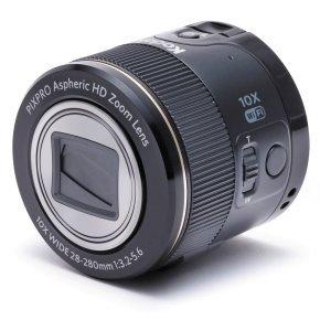 Kodak SL10 Smart Lens 16MP 10x Zoom 28mm Wide FHD OIS Wi-Fi MicroSD Li ion Black