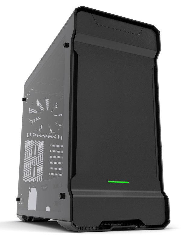 Phanteks Enthoo Evolv ATX Glass Mid Tower Case - Black