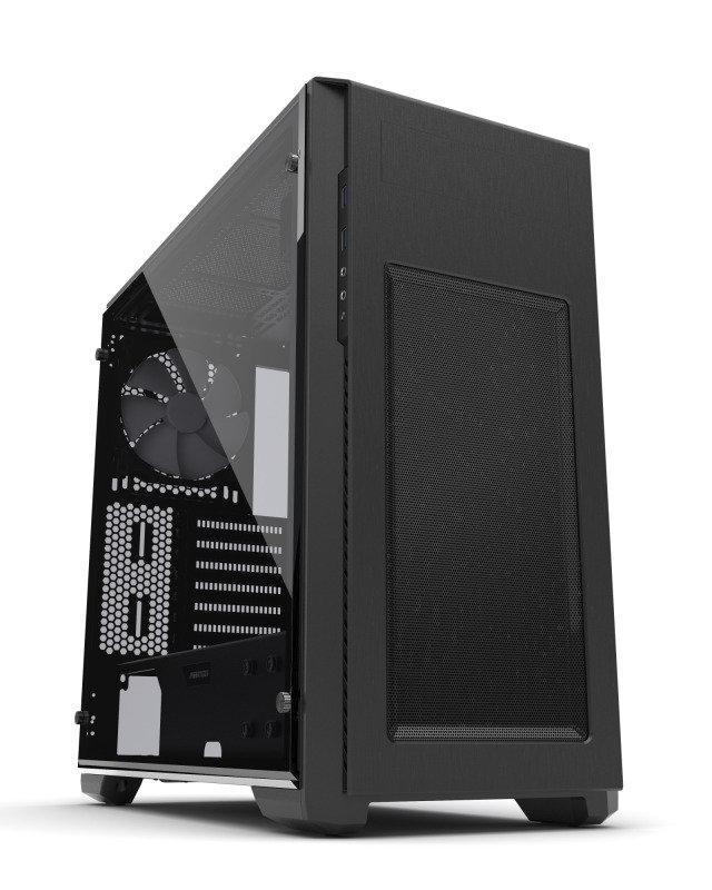 Phanteks Enthoo Pro M Glass Midi Tower Case - Black