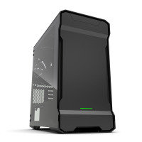 Phanteks Enthoo Evolv Micro-ATX Glass Case - Black