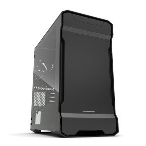 Phanteks Enthoo Evolv Micro-ATX Glass Case - Black