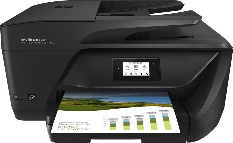 HP OfficeJet Pro 6950 Wireless Multi-Function Inkjet Printer