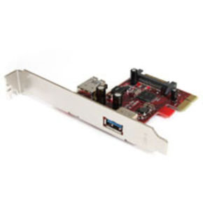 StarTech.com 2 port PCI Express SuperSpeed USB 3.0 Card