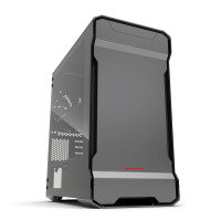 Phanteks Enthoo Evolv Micro-ATX Glass Case - Gunmetal Grey