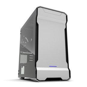 Phanteks Enthoo Evolv Micro-ATX Glass Case - Silver