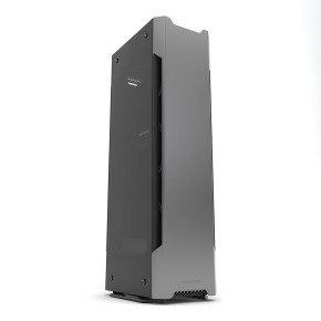 Phanteks Enthoo Evolv Shift X Mini-ITX Tempered Glass Case - Gunmetal Grey