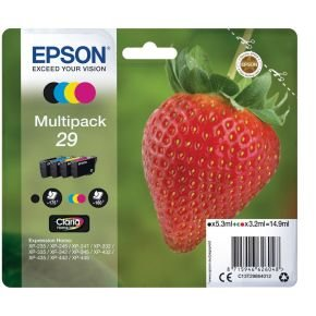Epson 29 Multipack 4 Colours Cartridge Pack