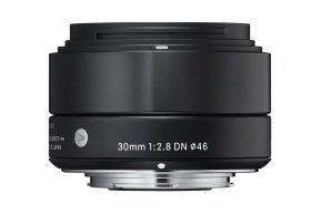 Sigma 30mm f/2.8 DN Standard Lens Sony E Mount CSC Fit Black