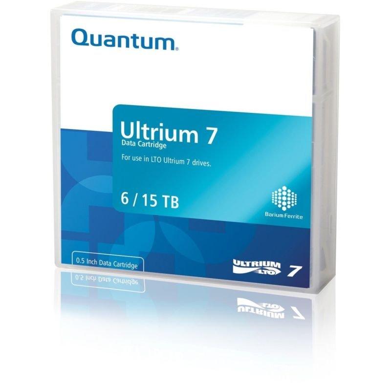 Quantum LTO Ultrium 7 6TB Backup Media Tape