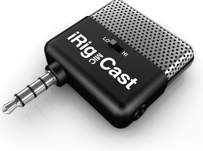 IK Multimedia IP-IRIG-CAST-IN iRig Mic Cast