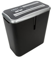 Xenta 13 Litre 8 Sheet Cross Cut Shredder with CD/Credit Card Slot