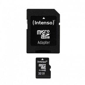 Intenso 32gb Class 10 Micro SD Card