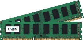Crucial CT2K102464BD160B 16GB Kit (2 x 8GB) DDR3L-1600 UDIMM