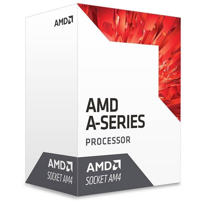 AMD 7th Gen A10-9700E APU Processor