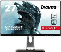 """EXDISPLAY Iiyama G-Master GB2760QSU-B1 27"""" QHD Monitor"""
