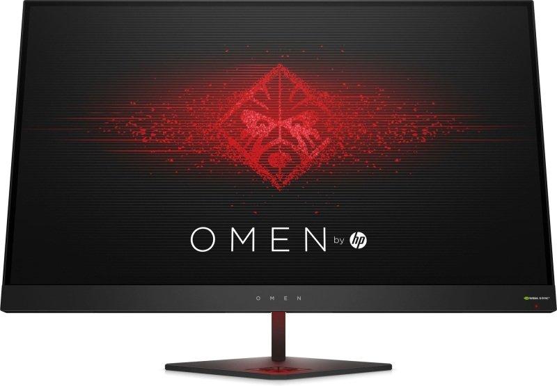 "HP OMEN 27 Quad-HD 27"" LED Gaming Display"
