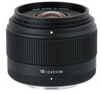 Sigma 19mm f/2.8 DN Wide Angle Lens Sony E Mount CSC Black
