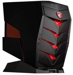 MSI Aegis X3 Gaming PC + FREE Monitor