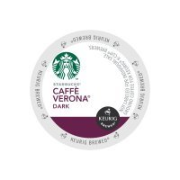 Starbucks Caffe Verona Pods (Pack of 24) 93-07020