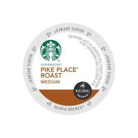 Starbucks Pike Place Roast Pods (Pack of 24) 93-07019