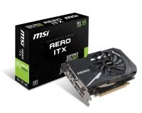 MSI GTX 1060 Aero ITX 3G OC GDDR5 Graphics Card