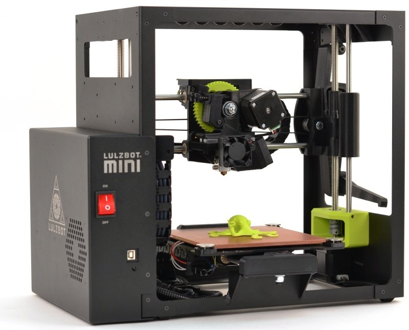 Lulzbot TAZ Mini 3D Printer