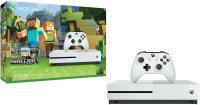 Xbox One S 500GB with Minecraft