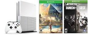 Microsoft Xbox One S 1TB Console with Assassin's Creed...