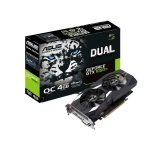 Asus GTX DUAL 1050 Ti OC 4GB GDDR5 Graphics Card