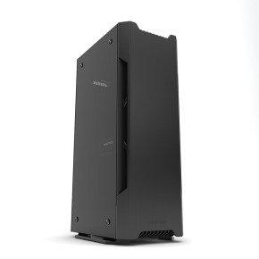 Phanteks Enthoo Evolv Shift Mini-ITX Tempered Glass Case - Gunmetal Grey