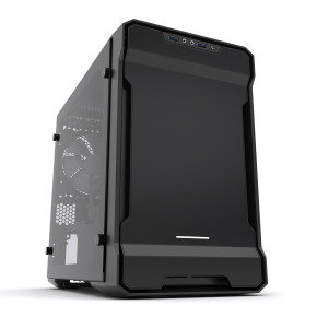 Phanteks Evolv ITX Glass Mini-ITX Case - Black