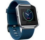 Fitbit Blaze Blue/Large