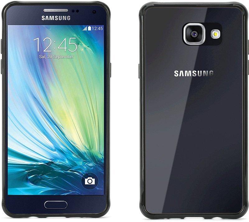 Reveal case Samsung Glxy A5 2016 black