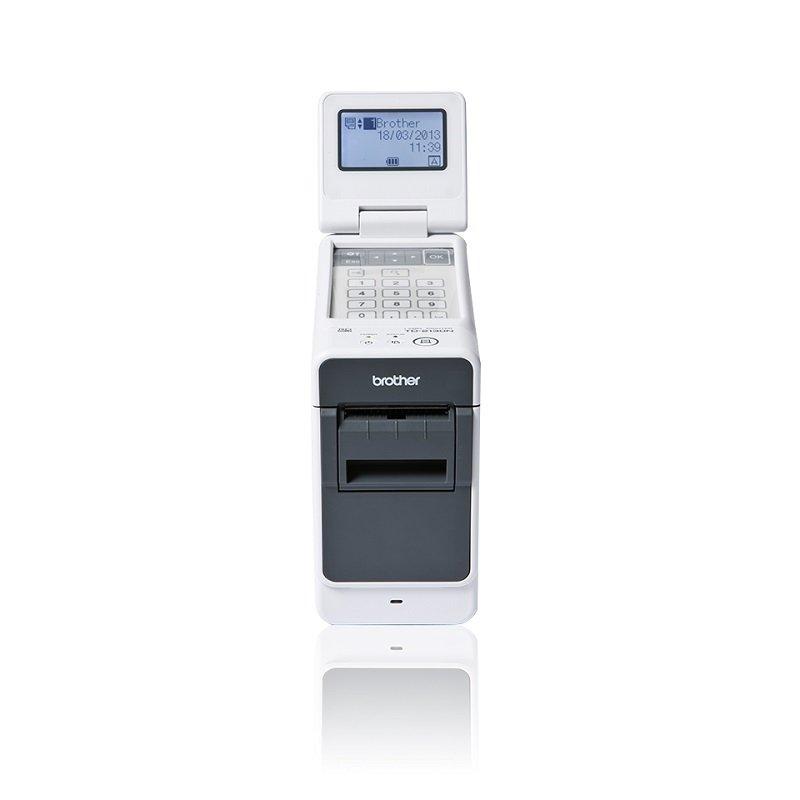 Td2130n Labelprinter - Usb/ethernet 300dpi In