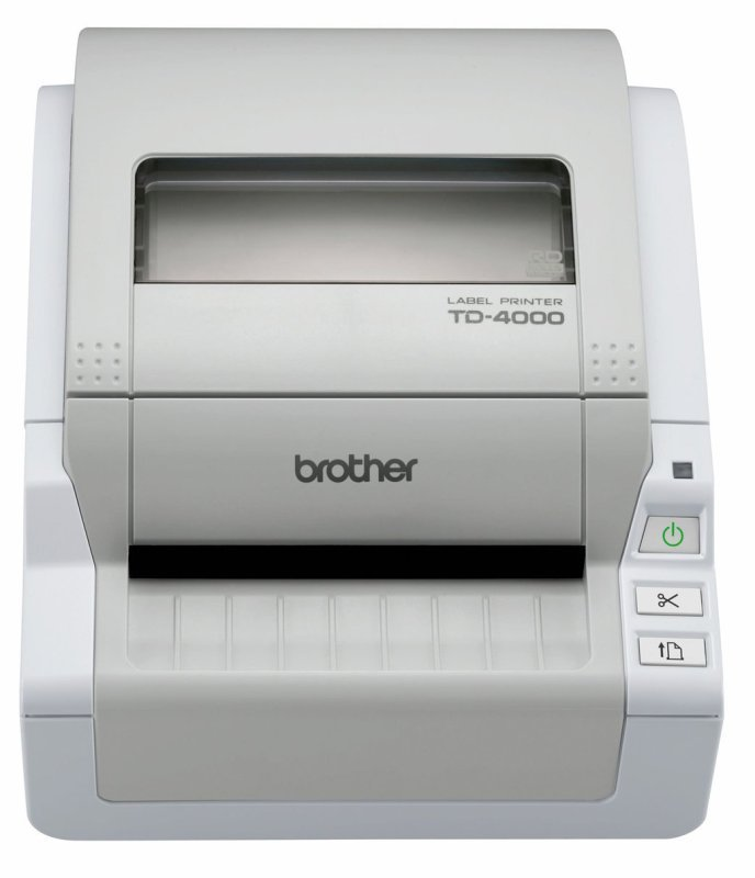 P-touch Td-4000 Label Printer - In