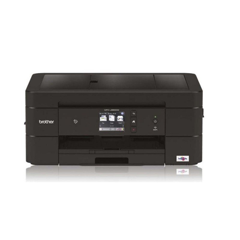 Image of Brother MFC-J890DW Wireless All-in-one Inkjet Printer with NFC