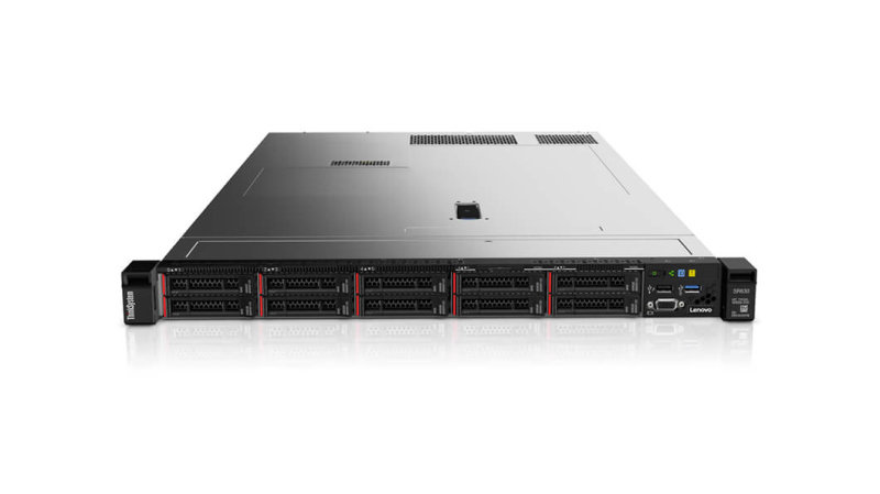 Lenovo ThinkSystem SR630 Xeon Silver 4110 2.1GHz 16GB RAM 1U Rack Server