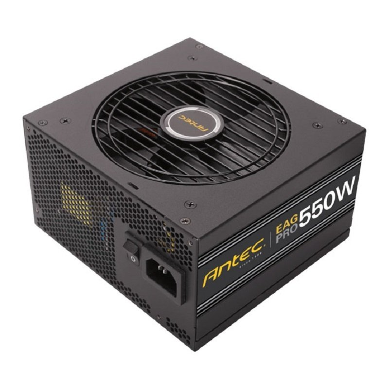 EA550G Pro 550W 80Plus GOLD cert PSU