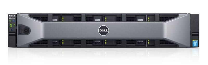 Dell Storage SCv2020 Hard Drive Array