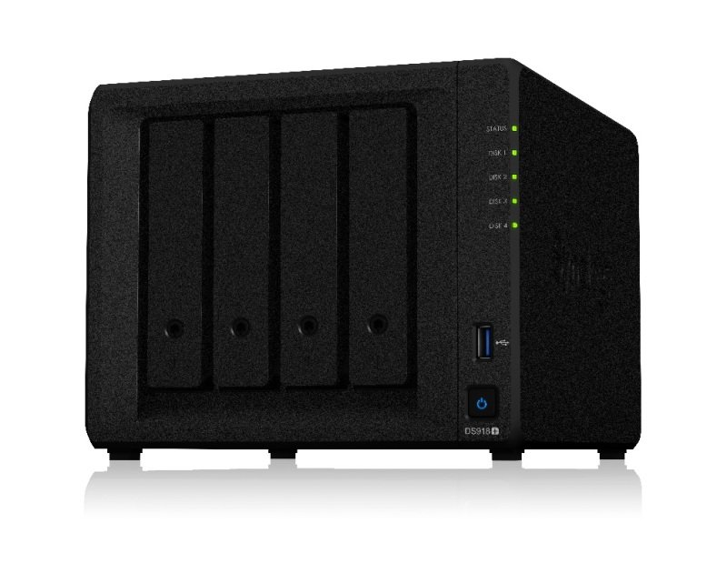 Synology Ds918+/48tb-iw 4 Bay Nas