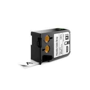XTL 1 24 mm Flexible Cable Wrap B/W